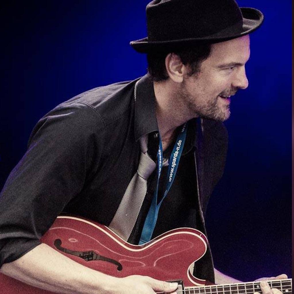 Joe Krieg - Gitarre