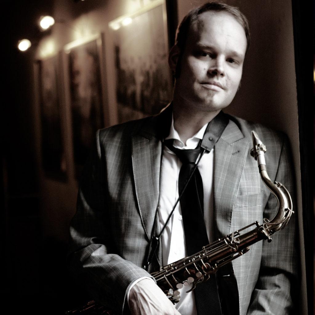 PETER THOMA - Saxophon