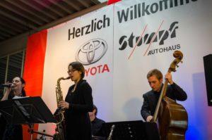 Firmenfeier Toyota Autohaus Stumpf in Würzburg