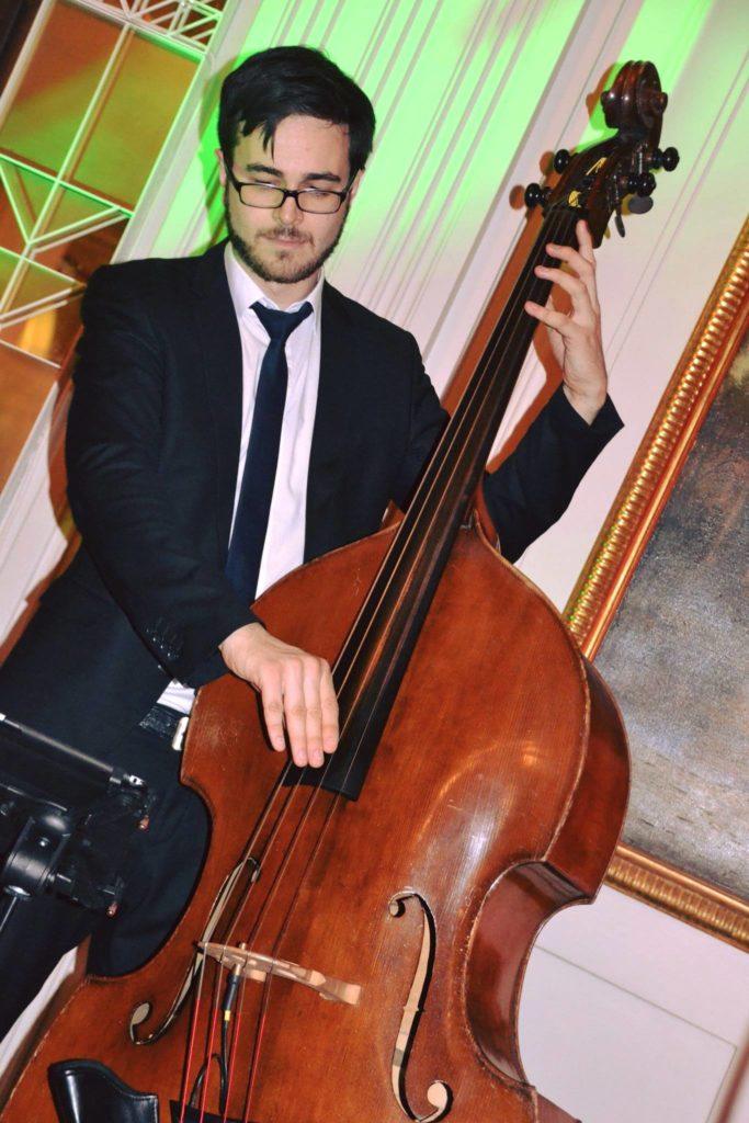 Band für Hochzeit, Firmenevent, Sängerin, Saxophon, Piano, Kontrabass, Kurgartencafe Bad Kissingen