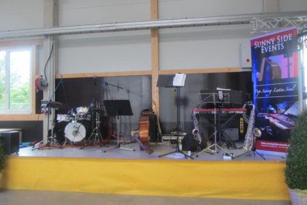 Band für Hochzeit, Firmenevent