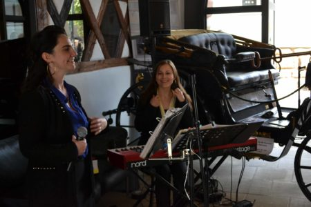 Band für Hochzeit, Firmenevent Sängerin, Piano, Saxophon, Kontrabass