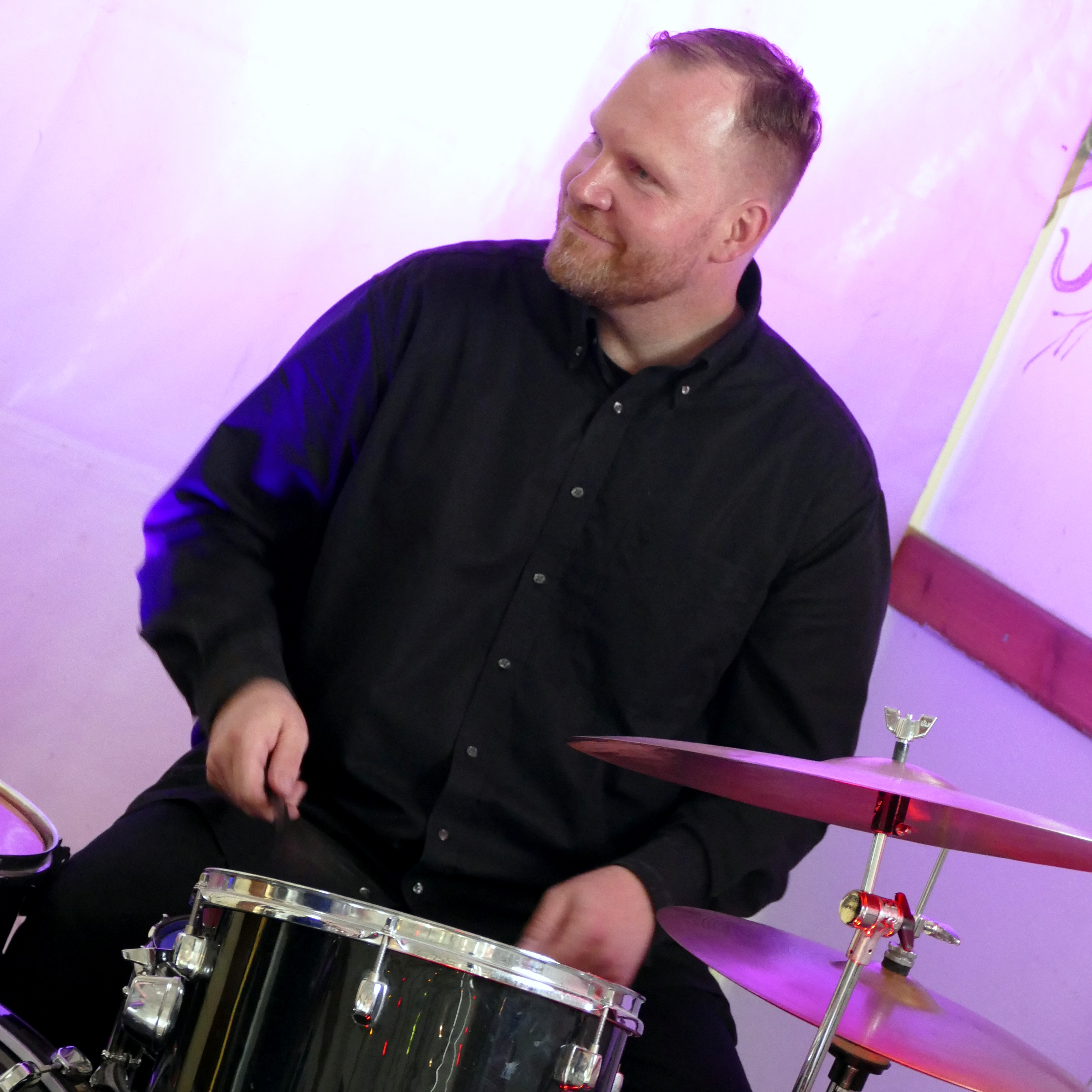 Maximilian Ludwig, Drums