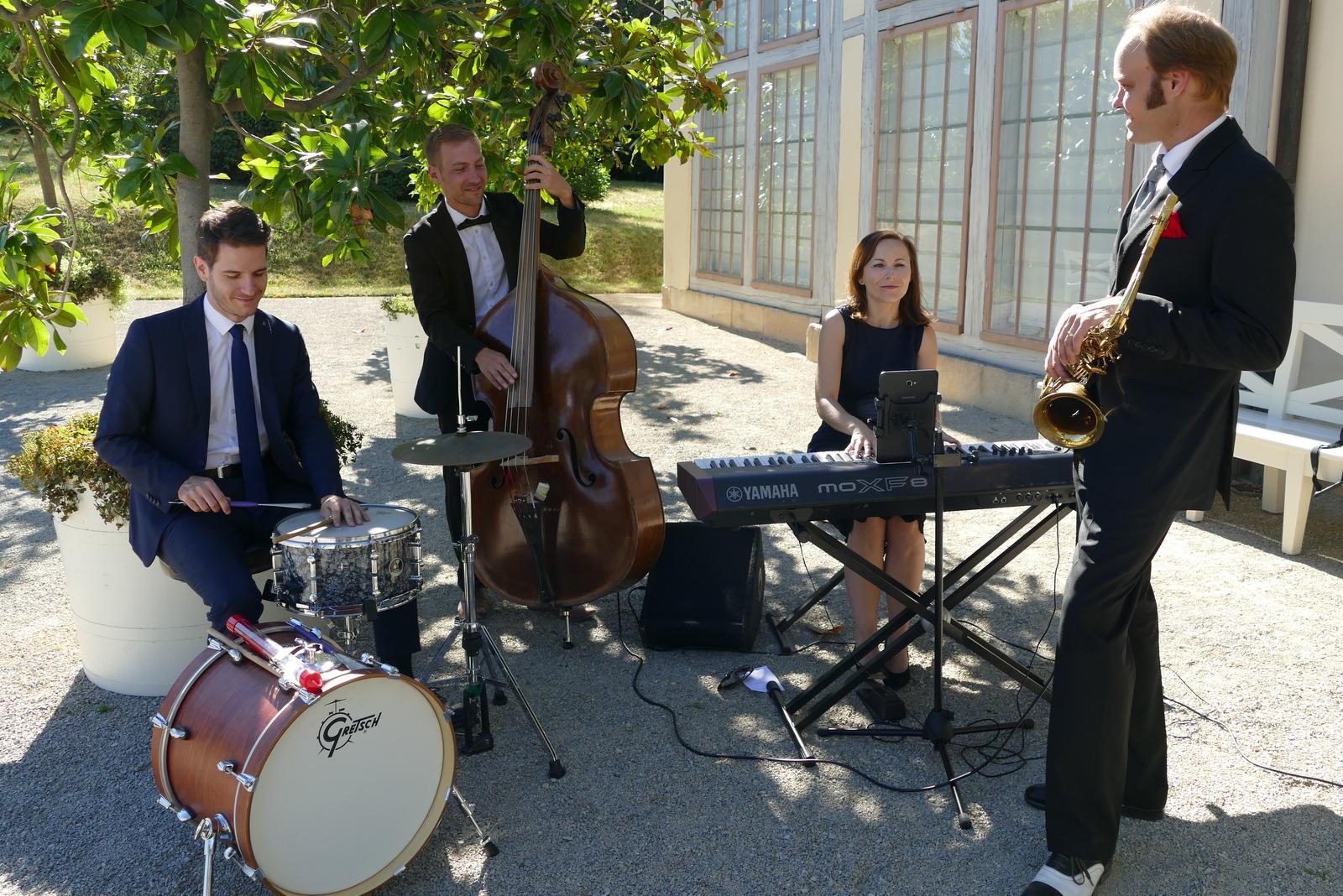Band Sunny Side - Firmenfeier Coburg