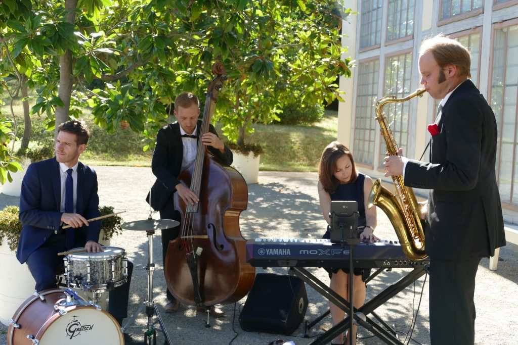 Jazzband, Band, Unplugged BandFirmenfeier Coburg