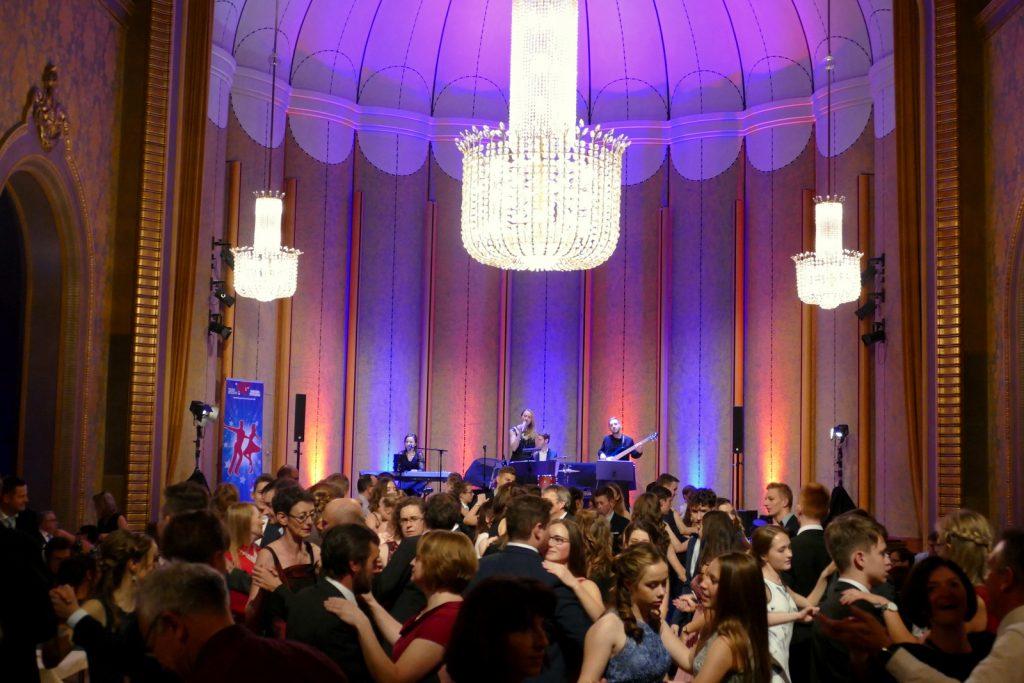 Band für Gala, Hochzeit, Firmenevent
