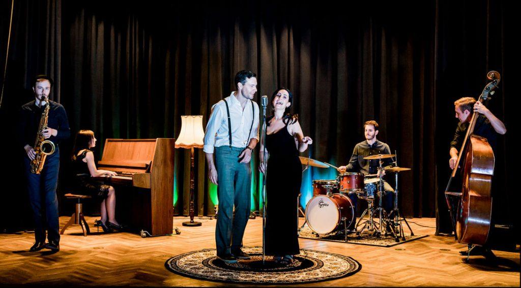 Band, Jazzband für Hochzeit, Firmenevent. Foto: Dita Vollmond Konzertfotografie